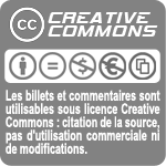 Creative Commons : certains droits r�serv�s